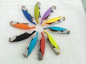 Parrot bottle openers, various colours Corkscrew waiters friend