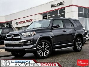 2018 Toyota 4Runner LIMITED WITH ONLY 7306 KMS