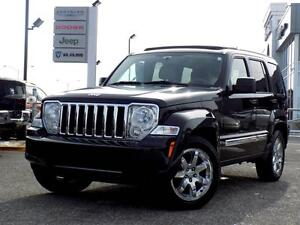 Jeep Liberty Limited 4X4 2010 CUIR/TOIT/NAV