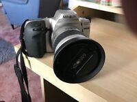 minolta dynax 500si SLR film camera
