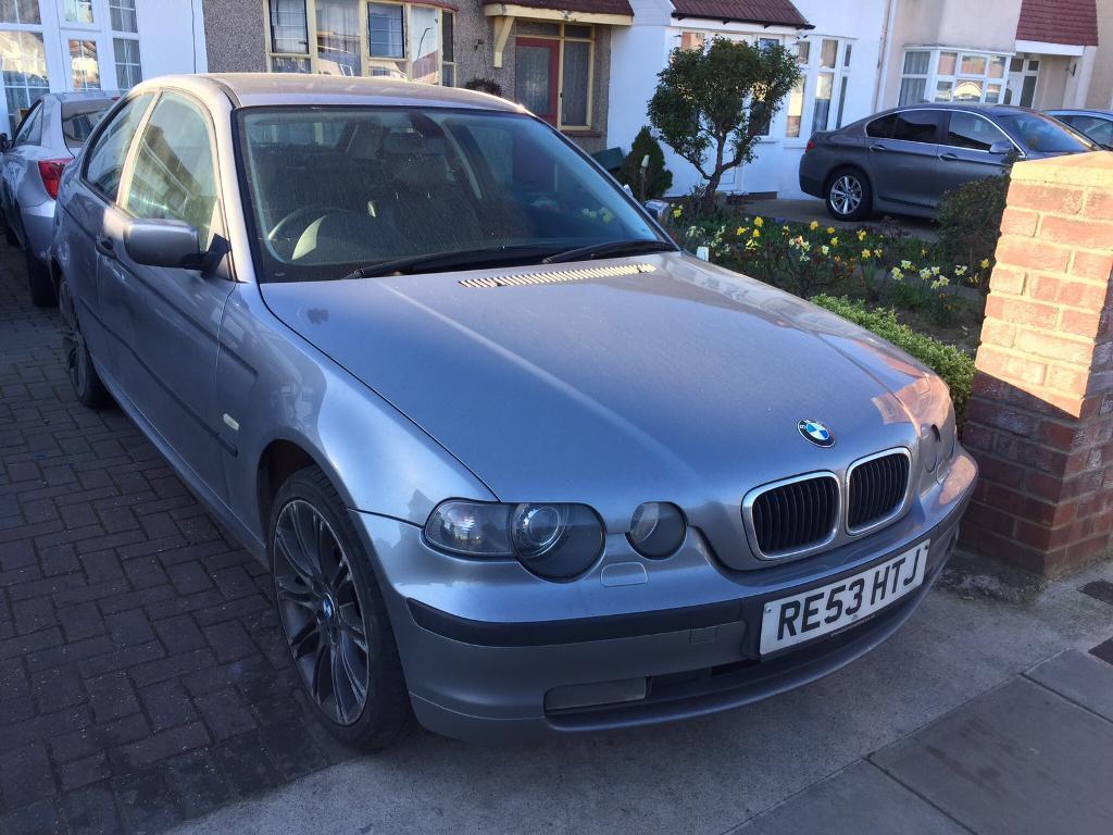 BMW 318ti - Manual - M Sport Rims & Seats - Xenon Headlights