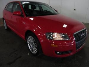 2008 Audi A3 CUIR TOIT PANORAMIC AUTO