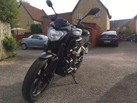 Yamaha mt 125cc