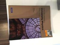 University physics with modern physics textbook