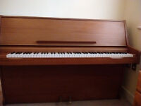 Challen 988 upright piano in lovely condition