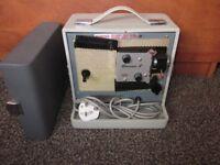 Vintage Kodak Brownie 8, 8mm Film/Cine Projector
