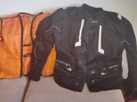 Men's Akito Biker Jacket XXL