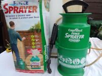 Cuprinol Fence Sprayer with box & instructions