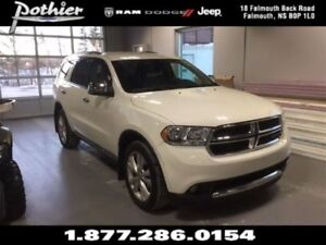 2012 Dodge Durango Crew AWD | LEATHER | HEATED SEATS | BLUETOOTH