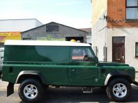 Super rare Land Rover Defender 110 TD5 4x4 in excellent condition (57)