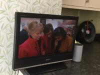Sony TV. - 20 inch screen