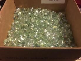 Glass stones