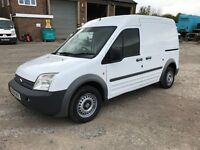 2008 ford transit connect 1.8 tdci lwb high roof van excellent condition