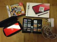 Nintendo DS complete with 13 games