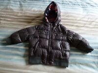 Belstaff genuine Down filled puffa jacket for Kids/ Children. For 2 year old. Fantastic, cosy coat.