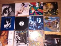 """50 x prince vinyl collection LPs /12"""" / 7"""" picture disc / promo / shop display"""
