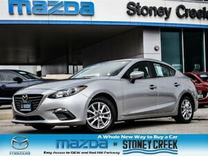 2014 Mazda MAZDA3 GS AUTO,NEW BRAKES+RMT STARTER,LOW KMS,ACC FRE