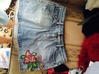 Brand new mini skirt