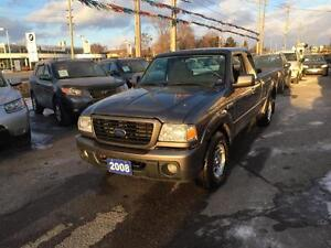 2008 Ford Ranger Sport SuperCab 4 Door 4WD