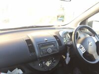 Nissan Note Silver Automatic 2007