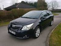 Toyota Avensis TR Automatic Finance Available