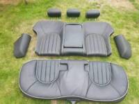 Rover 75 rear seat