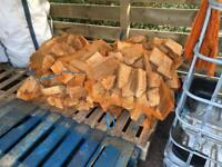 Logs firewood