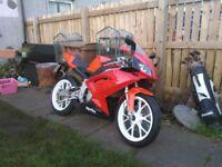 aprilia rs 50 my06.2008 model.700 spondoolees