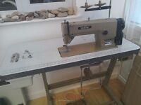 Brother lockstich sewing machine