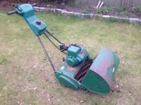 Lawnmower Qualcast Suffolk Punch Repair