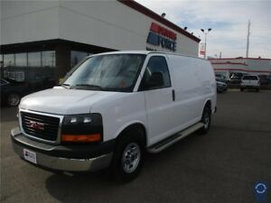 "2016 GMC Savana 2500 135"" WB Cargo Van, Running Boards"