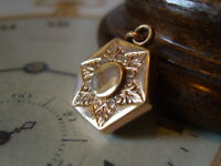 Highly Attractive Victorian 14ct Rose Gold/f Pocket Watch Chain Fob. C1890's. - unknown - ebay.co.uk