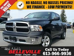 2013 Ram 1500 ST-fog Lamps-Hitch
