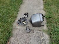 2 hp yamaha outboard parts furl tank pulley and carb all good