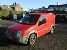 Ford transit connect van 1.8 excellent condition