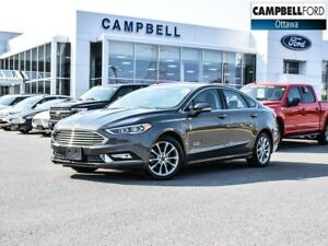 2017 Ford Fusion Energi SE Luxury WOW ENERGY WITH LEATHER