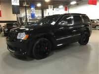 2010 Jeep Grand Cherokee SRT8 NAV BACKUP BLUETOOTH