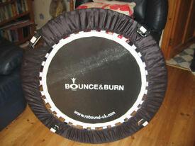 Rebounder 'Bounce & Burn'