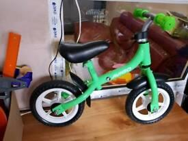 """10"""" Kids Balance Bike"""
