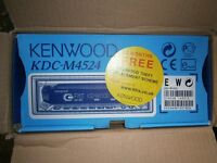 Kenwood KDC-M4524 Car MP3/CD Receiver