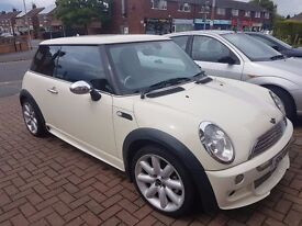 Mini One 1.6 2004, 98100 miles - Lovely cheap little car - Great runner - Quick Sale Wanted