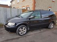 Chrysler grand voyager stow n go 2.8ltr diesel automatic
