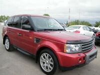2007 Land Rover Range Rover Sport HSE w/NAVI/S.ROOF/H.EATS/LEATH