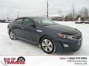 2014 Kia Optima Hybrid EX REAR CAMERA PUSH START