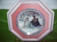 Trisha Romance Collector Plate + More Antique PLATES