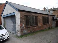 GARAGE INDUSTRIAL UNIT OR STORAGE SPACE TO LET ONLY £100 A WEEK!!