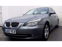2007   BMW 523 2.5   Petrol   Auto   2 Former Keepers   Full Service History   Face Lift   HPI Clear