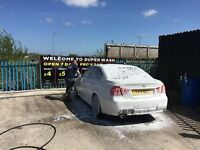 CAR WASH AND VALETING CENTRE FOR SALE OR SWAP
