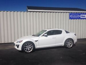 2010 Mazda RX-8 GT, Lady Owned and Driven, Crystal White