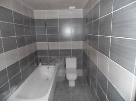 Amazing Newly Refurbished One Bedroom Flat, Fully Fitted Kitchen & Tiled Bathroom, Close to Station